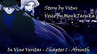Detektiv Conan Fanfiction Reading: In Vino Veritas - Chapter 1 - Absinth