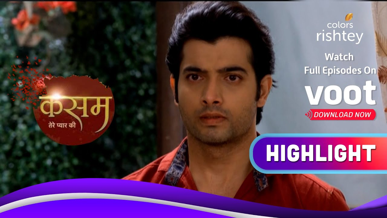 Kasam   कसम   Rishi Asks Tanuja To Do Second Marriage