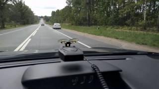 видео Radartech Pilot 21RS plus