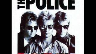 Police - The bed