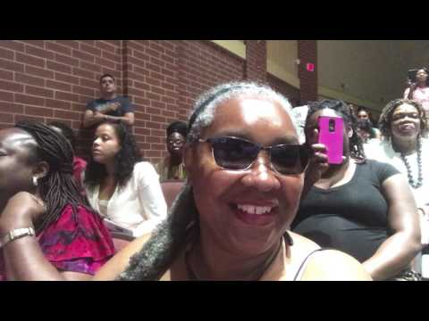 Benjamin Banneker Middle School Graduation
