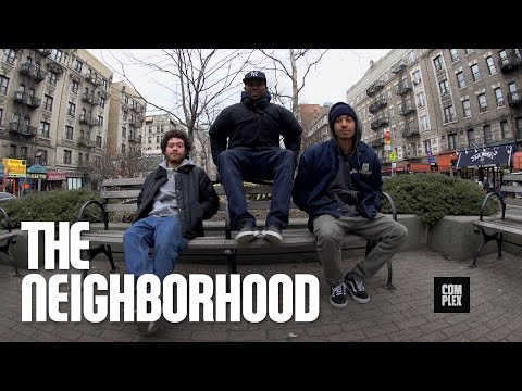 RATKING Give Complex a Tour of Harlem, NY | The Neighborhood On Complex