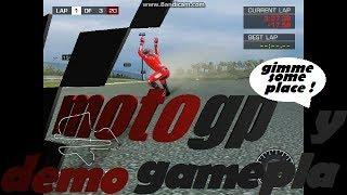 Moto GP 2 Demo gameplay