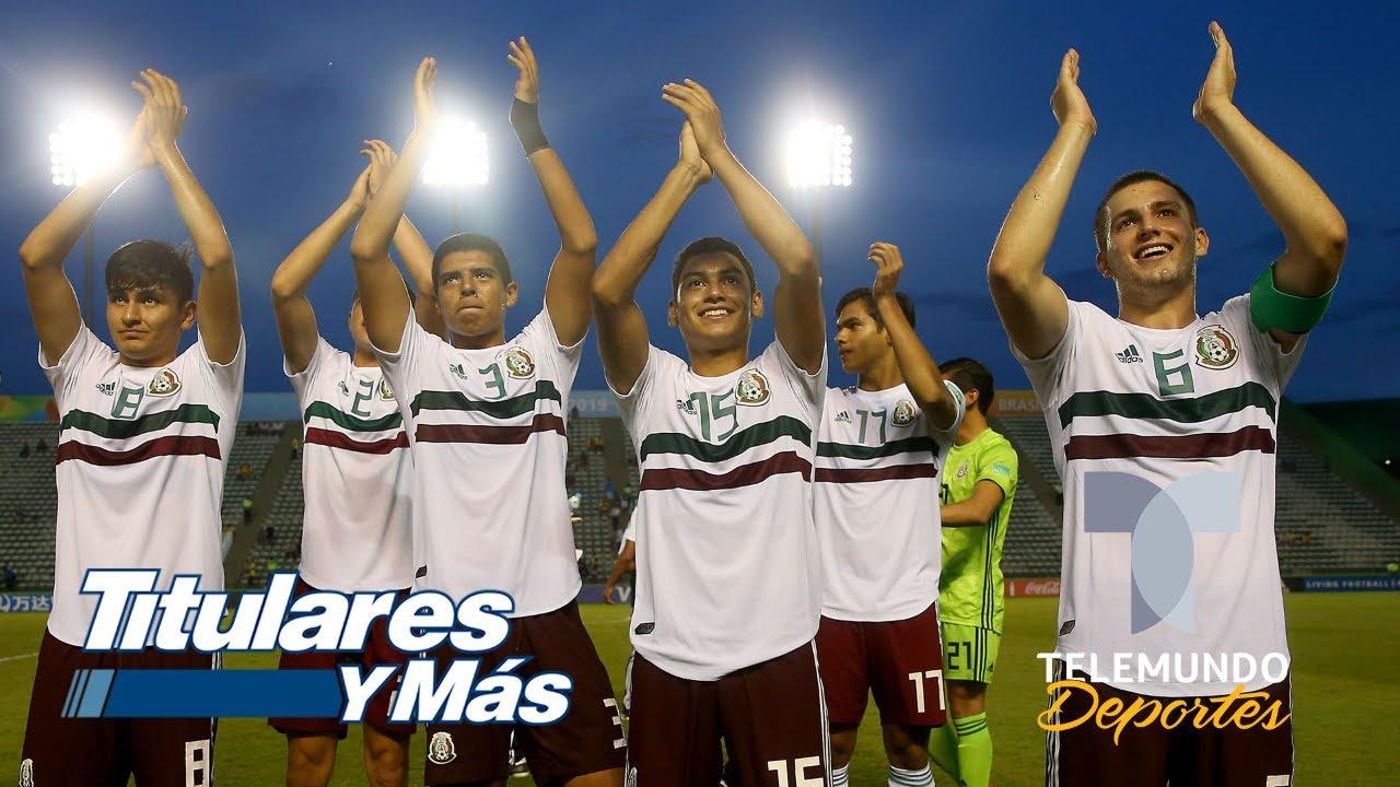 VIDEO | Con este gol de Gonzlez, Mxico fue campen Sub-17 por ...