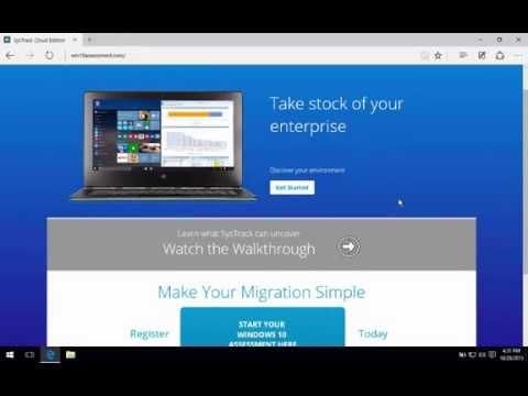 Microsoft Windows 10 Assessment Walkthrough