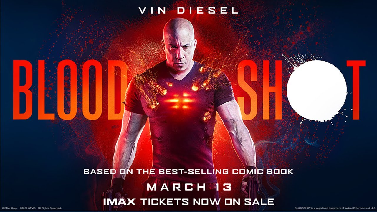 Download Bloodshot | Official Trailer | Experience It In IMAX®