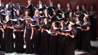 Invocation to Compassion - SVA at Andrews Choir Fest 2016