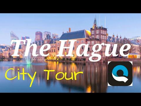 The Hague (Den Haag) The Netherlands.. GoPro Quik City Tour..