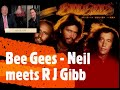 Bee Gees - Meet R J Gibb - son of Robin #BEEGEES #SaturdayNightFever #BarryGibb
