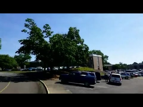 Shooting at Jefferson State Community College in Birmingham