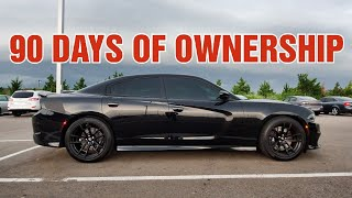 2019 Dodge Charger Ownership Review - What it's really like (90 days in)