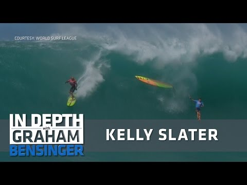Kelly Slater on the wipeout that nearly killed him