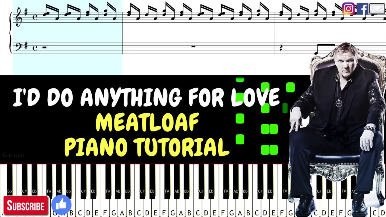 Meat loaf i'd do anything for love (but i won't do that) full.