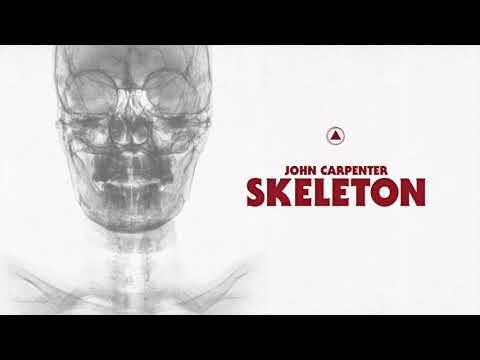 John Carpenter - Skeleton (Official Audio)