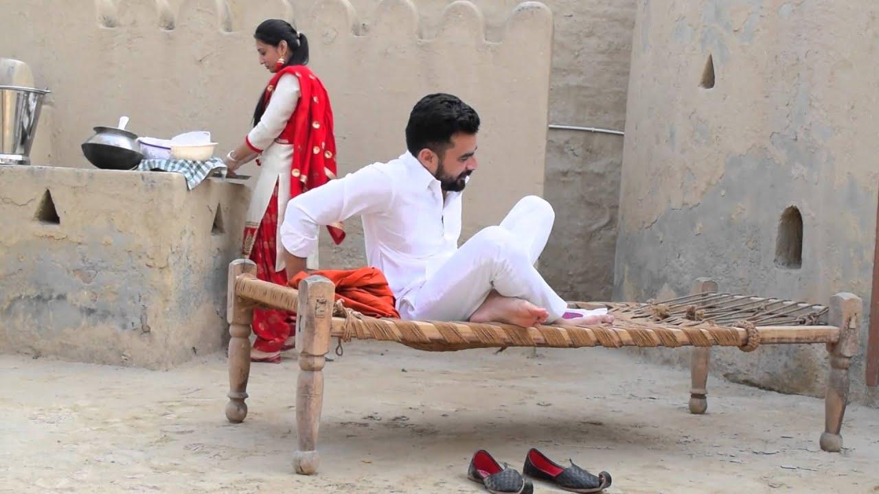 Punjabi Engagement + Punjabi Pre Wedding Full HD Video shoot and live video played on wedding ...