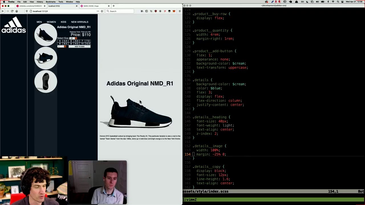CSS In The Dark