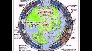 INNER EARTH a.k.a Shambhala THE INCUNABULA ! ARCHONS