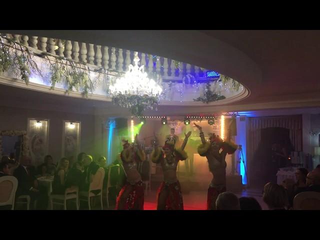 Pokaz samby 100% Samba Show - Carmen Miranda Show