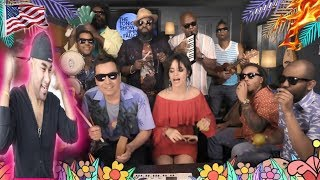 """JIMMY FALLON, CAMILA CABELLO and The Roots Sing """"Havana"""" (Classroom Instruments)