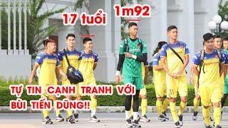 Thủ môn cao nhất Việt Nam 🔥 tiết lộ lý do đặc biệt đến với bóng đá | Phan Minh Thành