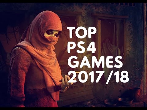 Top 10 Ps4 Ps4 Pro Exclusive Games 2017 2018 Upcoming