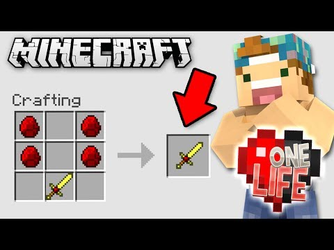 CRAZY WEAPON UPGRADES! | One Life SMP #16