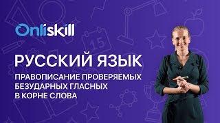 Русский язык 5 класс: Правописание проверяемых безударных гласных в корне слова