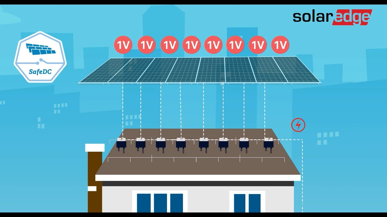 SolarEdge | Setting the PV Safety Benchmark