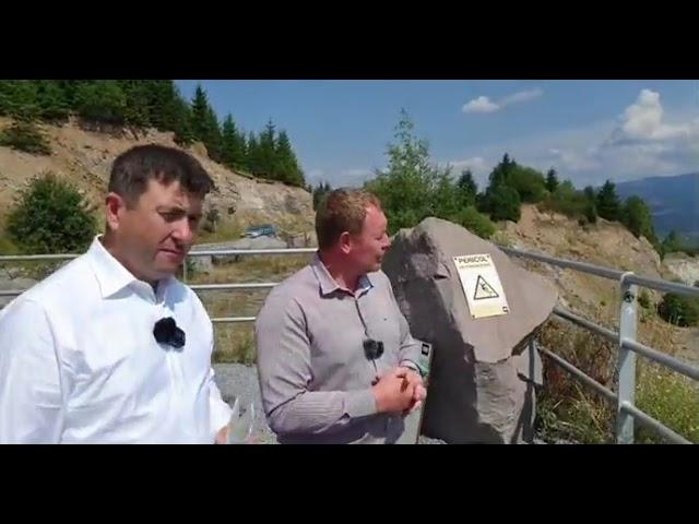 Gyergyóújfaluban néhány év múlva bezár a kőbánya. Mi legyen a bánya helyszínének új rendeltetése?