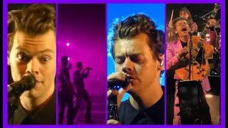 Harry Styles - Hot, cheeky and funny tour moments |PART 4|