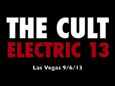 The Cult Live in Las Vegas September 6, 2013 [Audio Only]