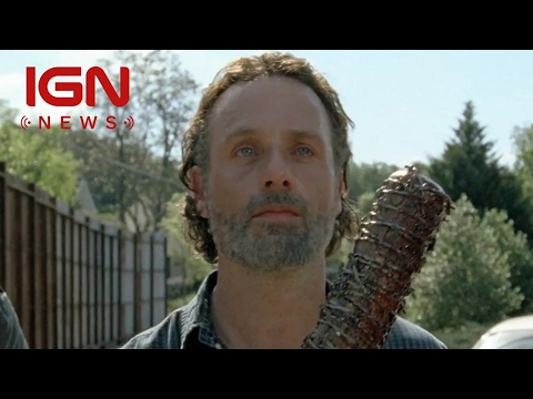 The Walking Dead Showrunner Previews 'Fast-Moving,' 'More Intense' Season 8 - IGN News
