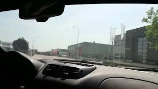 Alfa romeo gt test drive