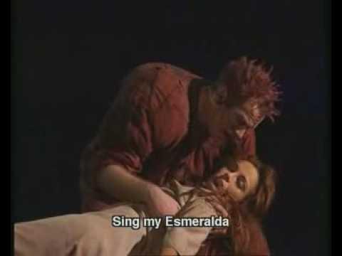 Notre Dame de Paris act 2 song 23 Danse Mon Esmeralda