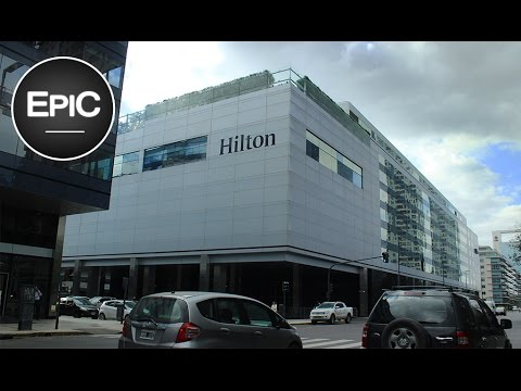 Hilton Hotel - Buenos Aires, Argentina (HD)