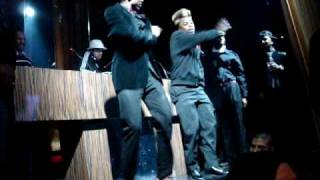 The Retro Kidz performance at DJ Clue