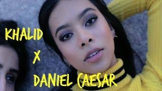 Young Dumb & Broke - Khalid  x Best Part - Daniel Caesar | (Official Video)