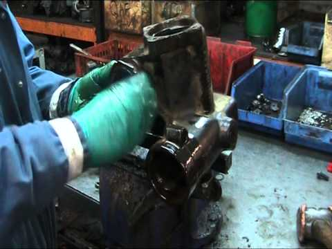 land rover discovery 1 steering box overhaul