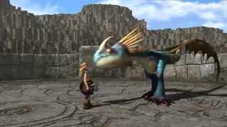 Урок приручения драконов №1