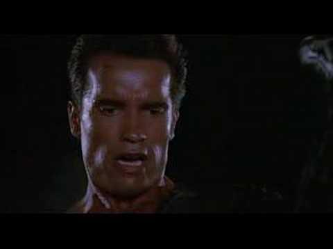 Arnold Schwarzenegger  - I LIED
