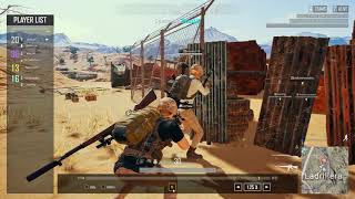 PUBG Replay is nice...get to watch cheaters in action