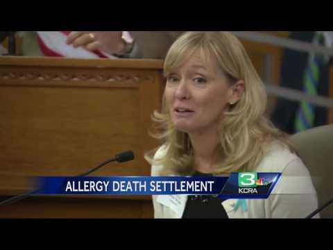 How Sacramento teen's peanut allergy death impacted CA
