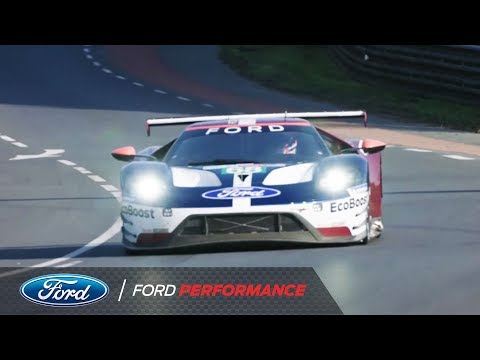 2018 Le Mans 24 Hours Full Highlights | Ford Performance