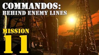 Commandos: Behind Enemy Lines -- Mission 11: In the Soup