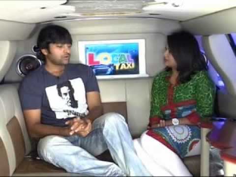 Chit Chat with - Chalaki Hero - Adithya Babu - in - Travelling - Local Taxi