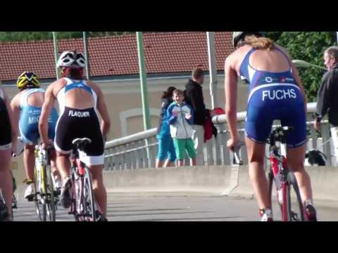 Grand Prix Triathlon femmes D1 Gray 2016