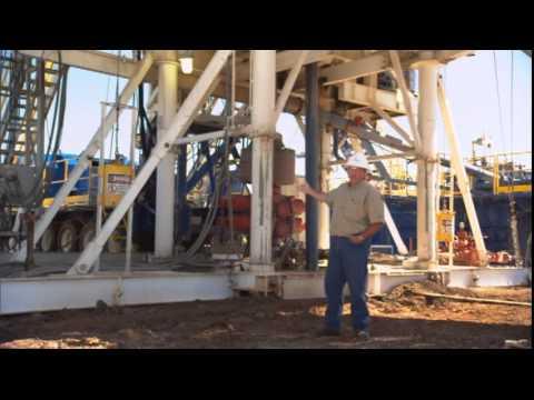 CHESAPEAKE ENERGY- Fracking well tour I