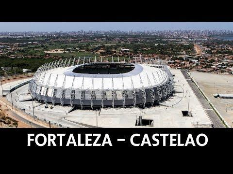 Fortaleza - Castelão - 2014 FIFA World Cup Brazil Stadium