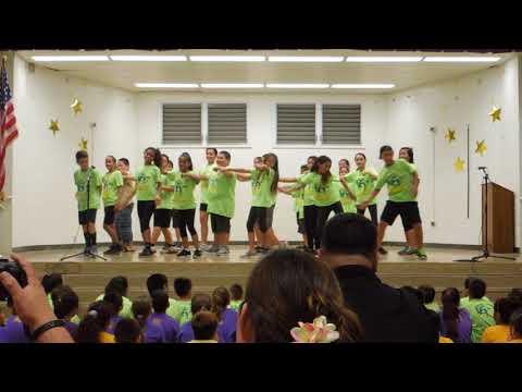 Kahaluu and Ahuimanu Elementary Schools' 5th Graders Performances