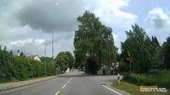 D: Tüntenhausen. Kreisstadt Freising. Landkreis Freising. Ortsdurchfahrt. Mai 2015
